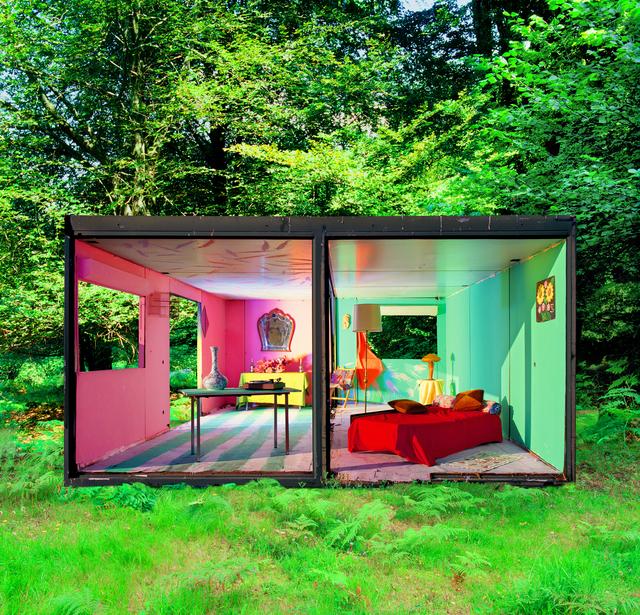 , 'Serie el bosque habitado. Apartamento para dos,' 2003, Ansorena Galeria de Arte