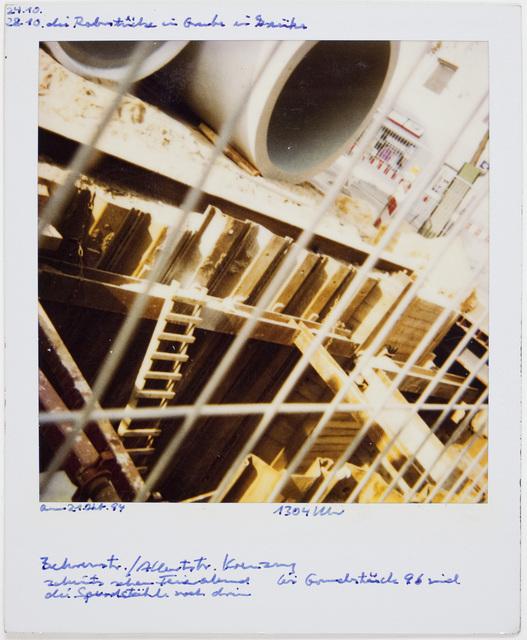 , 'Untitled, October 21,' 1994, Art Institute of Chicago