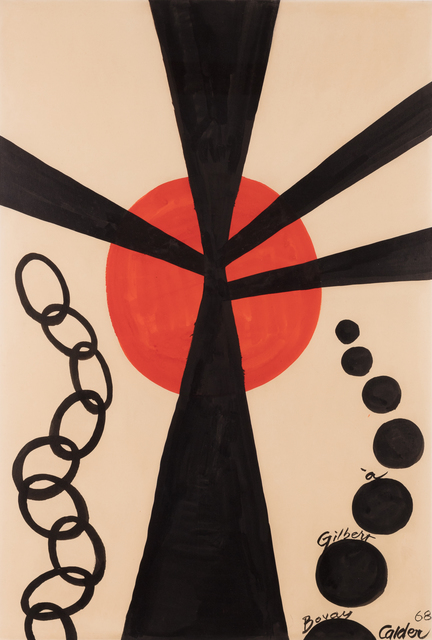 , 'Untitled (V),' 1968, Omer Tiroche Gallery