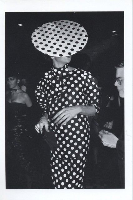 , 'Polka Dot Man, NYC, 1980 ,' , American Photography Archives Group