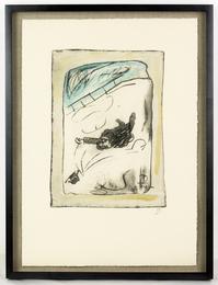 Robert Walser Lying Dead in the Snow