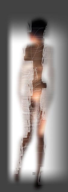 , 'Oblique,' 2013, Susan Eley Fine Art