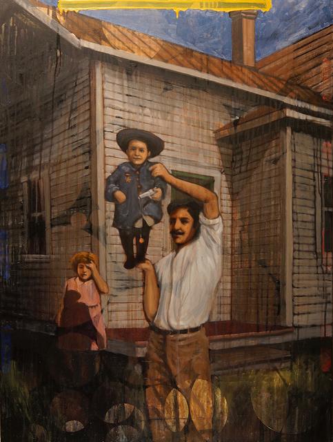 Jack Chevalier, 'The Leg Up', 2019, Linda Hodges Gallery