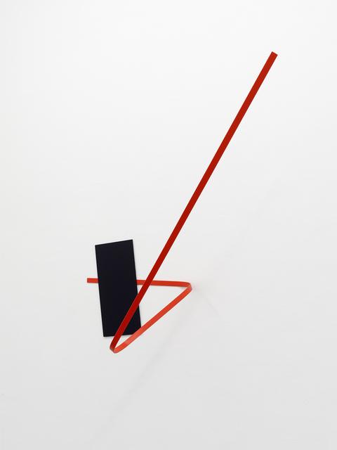 , 'Outline,' 2014, Galerie Christian Lethert