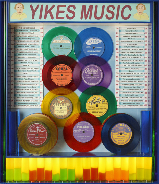 , 'Yikes Music,' 2011, Denise Bibro Fine Art