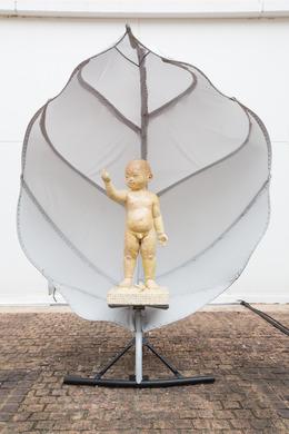 Vu Hong Ninh, 'Little Soap Boy', 2009, Singapore Art Museum (SAM)