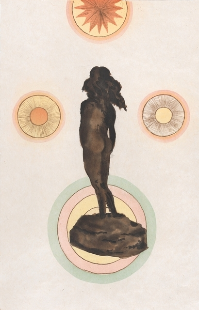 , 'Tropic Circles,' 2013, Crown Point Press