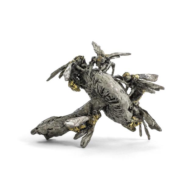 , 'Wasps on Mushroom Brooch,' , Sienna Patti Contemporary