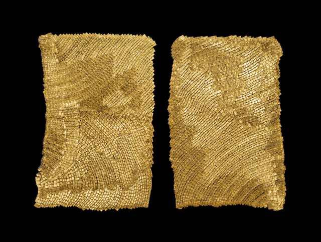 , 'Corteza 2 (diptyque),' 2015, La Patinoire Royale / Galerie Valerie Bach
