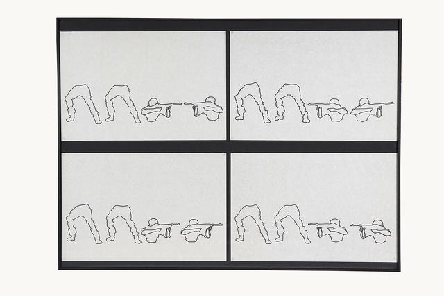 Antoni Miralda, 'Permutaciones', 1966, Henrique Faria Fine Art