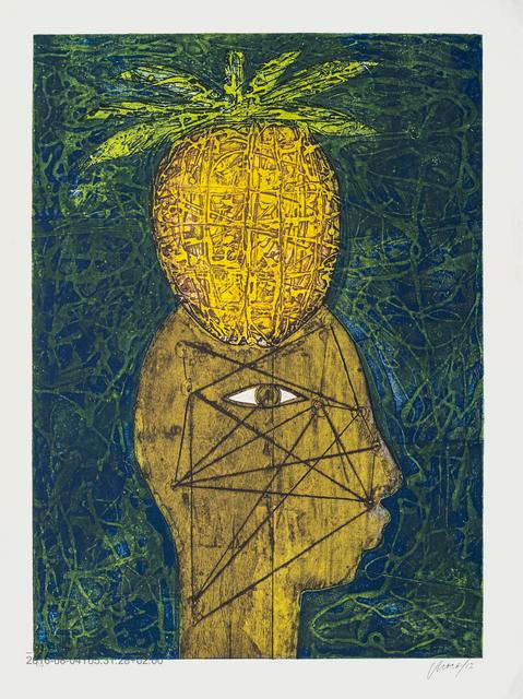 Choco, 'El equilibrista', 2012, ArteMorfosis - Galería de Arte Cubano