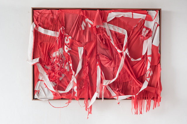Minstrel Kuik, 'Parti Sosialis Malaysia, A Social Organization', 2018, Richard Koh Fine Art