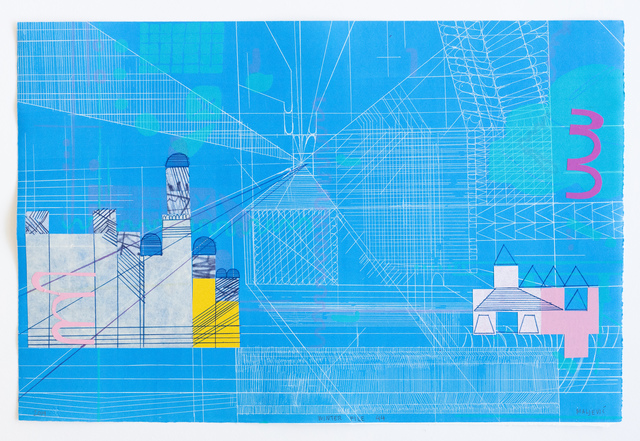 Maja Maljević, 'Winter File 44', 2019, David Krut Projects