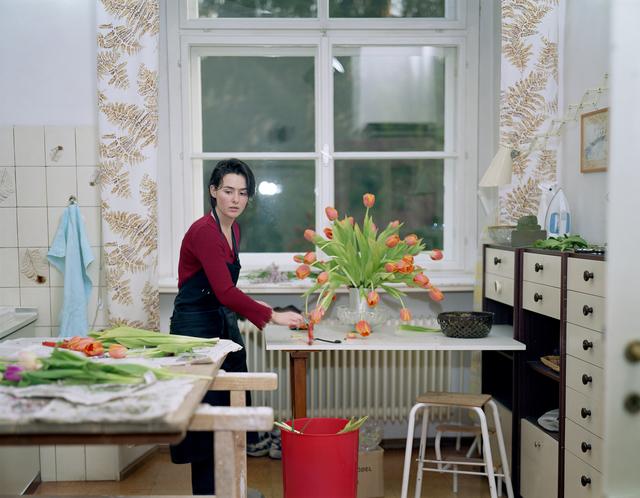 , 'The Tulips,' 2001, Kasmin