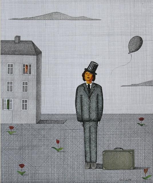 , 'Wind,' 2017, Gallery Katarzyna Napiorkowska | Warsaw & Brussels