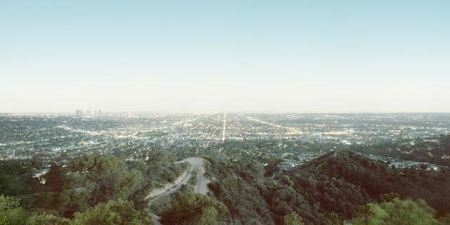 , 'Sunset Boulevard, Los Angeles, #005,' 2014, Gazelli Art House