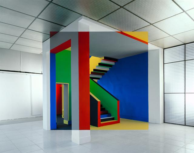 , 'Alfort,' 2002, Sous Les Etoiles Gallery