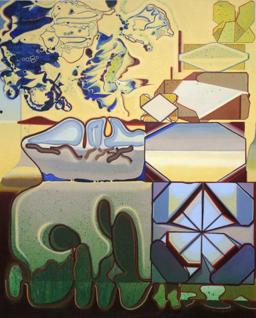 , 'No desert & no cry (#2),' 2017, Kukje Gallery
