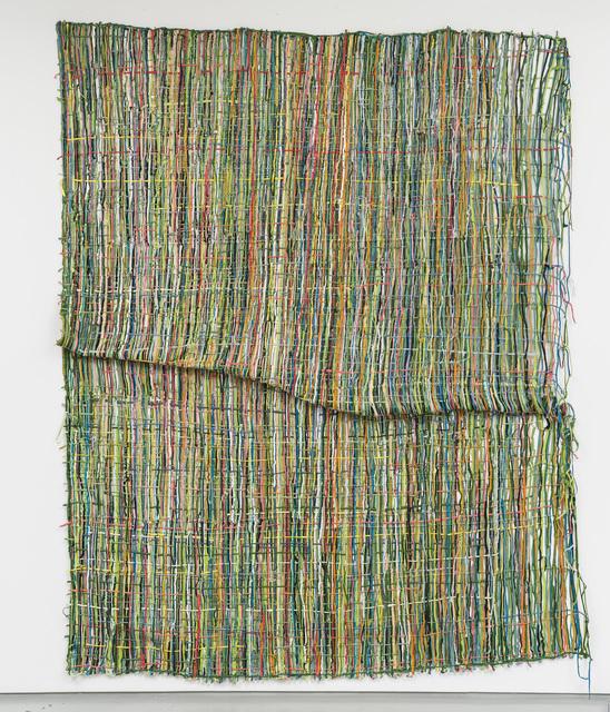 , 'Woven Painting III,' 2018, Tyburn Gallery