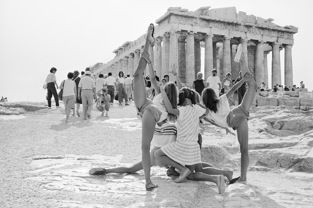 """, 'From """"On The Acropolis"""" ,' 1983-1984, Danziger Gallery"""