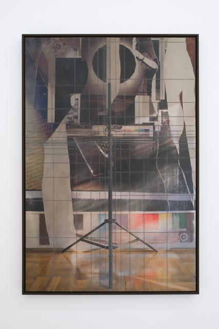 , 'Aaassemblage 7,' 2016, Dvir Gallery