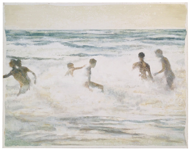 , 'In the Surf,' 2015, Albert Merola Gallery