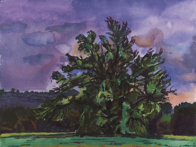 , 'Monumental Tree - Serena's Tree: Cool Shift,' 2000, New York Studio School