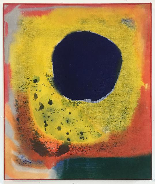 , 'Blue Moon,' 2018, Halsey McKay Gallery