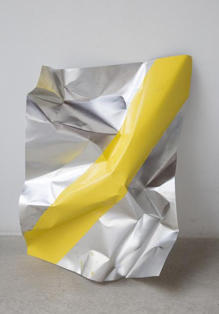 , 'Morning Glory, Yellow,' 2018, Galeria Carles Taché