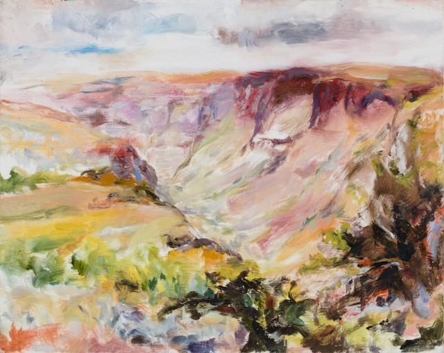 , 'Little Blitzen, Steens Mountain,' 2017, PDX CONTEMPORARY ART