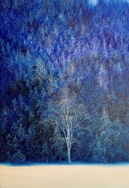 Wu Kuan Te, '悄然 Quietness II', 2019, Art Porters
