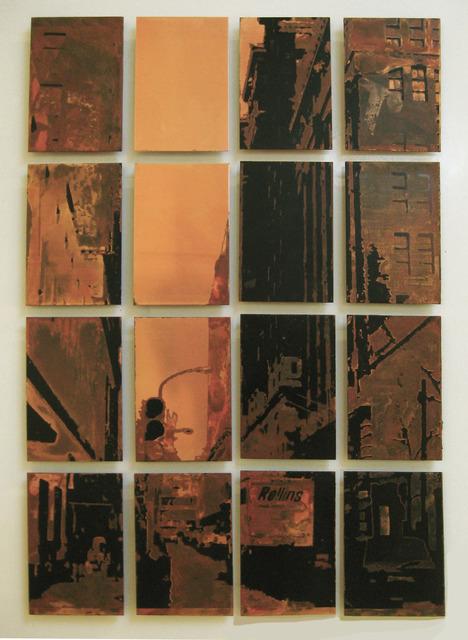, 'City Stop,' , Chicago Art Source