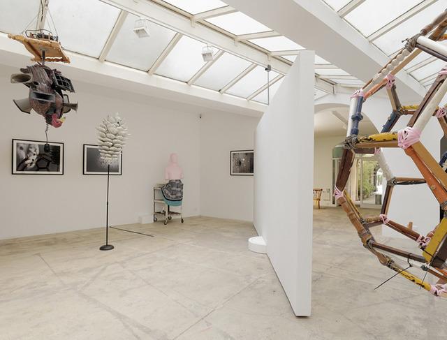 ", 'Exhibition view ""Olympus"", Galerie GP & N Vallois, Paris,' 2014, GALERIE GEORGES-PHILIPPE ET NATHALIE VALLOIS"