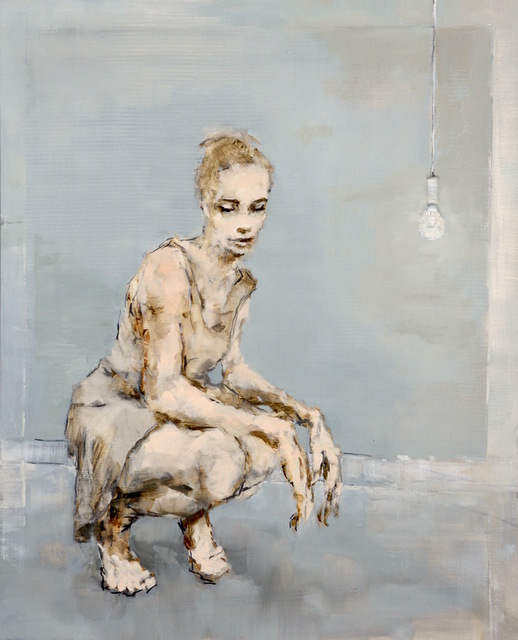 , 'Silence,' 2015, Galerie Arcturus