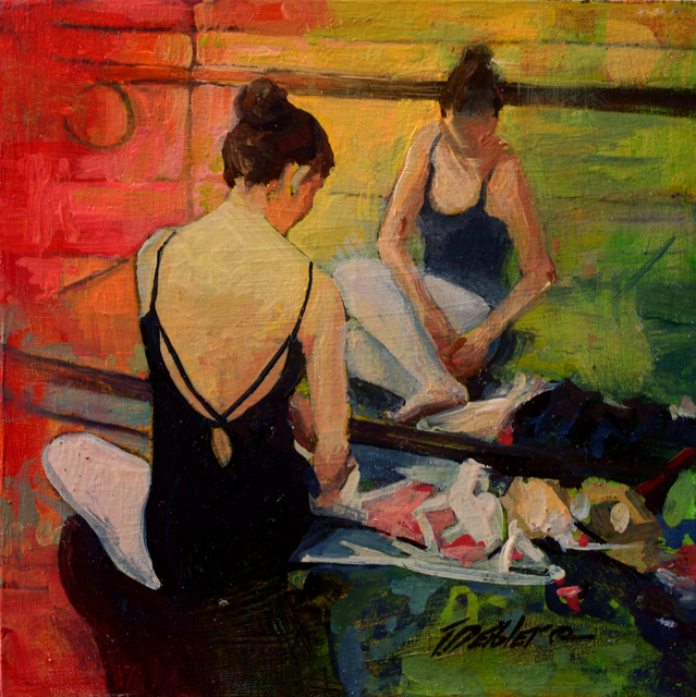 Tim Deibler, 'Studio Reflections', 2018, Abend Gallery