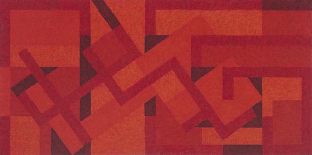 , 'Território Vermelho,' 2011, Arte Fundamental