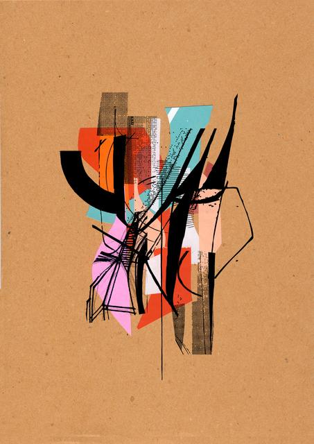 , 'Fragment 029,' 2015, Galerie SOON