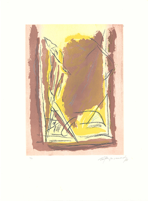 Albert Ràfols-Casamada, 'Terrasses-4', 1988, Sylvan Cole Gallery