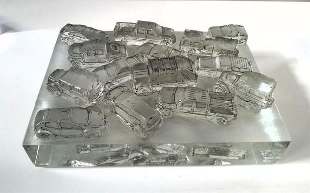 , 'GWB EZ Pass,' 2000-2020, Brooklyn Waterfront Artist Coalition