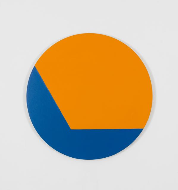 , 'Correspondence -Blue - Orange,' 1962, Lisson Gallery