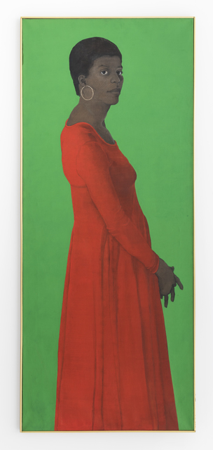 , 'Anna,' 1973, Eric Firestone Gallery