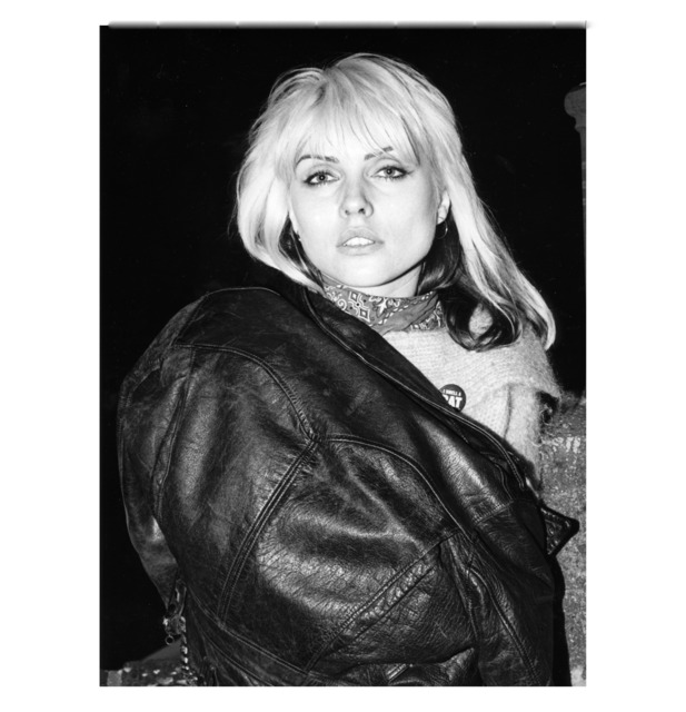 Sheila Rock, 'Debbie Harry of Blondie shot on the Rooftops after a Gig at The Rainbow Theatre, Finsbury Park, London, November ', 1977, ElliottHalls