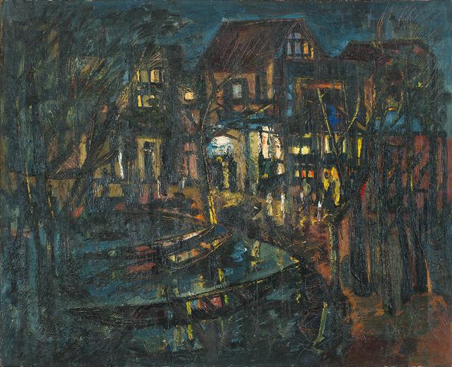 , 'Landscape,' , Dag Modern