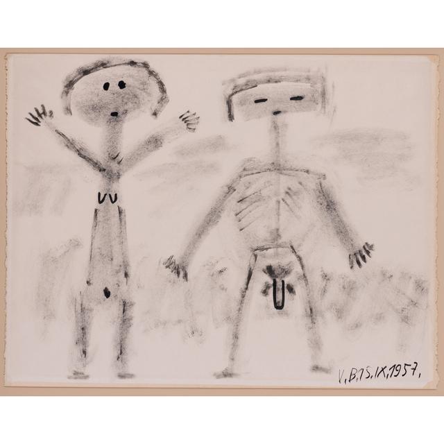 Victor Brauner, 'Couple', PIASA