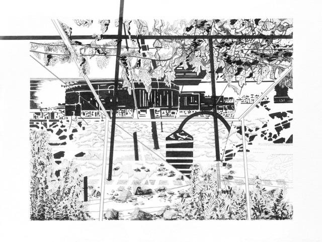 , 'Des pierres et des racines #5,' 2015, Galerie Anne-Sarah Bénichou