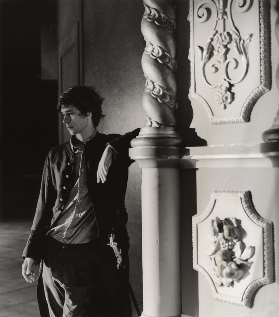 , 'Ben Whishaw as Hamlet ,' 2004, National Portrait Gallery