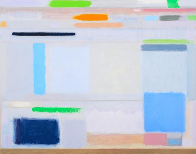 , 'Drift (surface & below),' 2017, Charles Nodrum Gallery