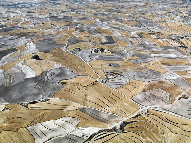 , 'Dryland Farming Nr. 28, Castille LaMancha, Spain,' 2010, SCHEUBLEIN + BAK