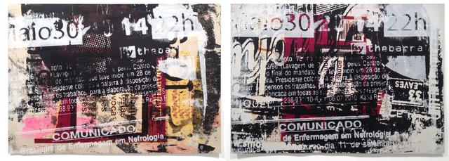 , 'The Barra Comunicado,' 2014, Cristina Guerra Contemporary Art