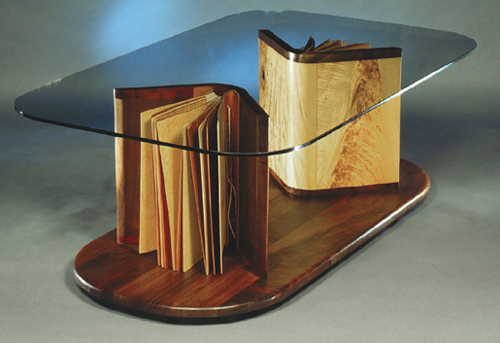 Margery Goldberg, 'Manual Tree of Life (Coffee Table)', Zenith Gallery